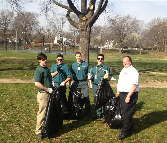 Highland Park Clean-Up 2012