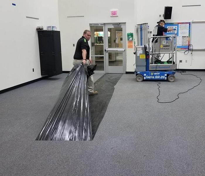 Commercial Property Cleaning in Annandale, VA