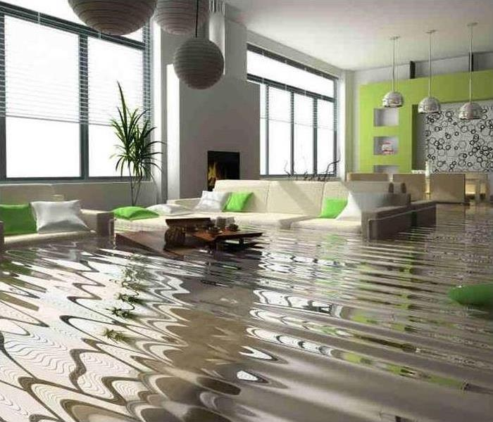 Water Damage What to Do After a Flooding